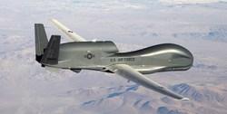 سرنگونی پهپاد جاسوسی «گلوبالهاوک» آمریکا در سواحل هرمزگان توسط سپاه