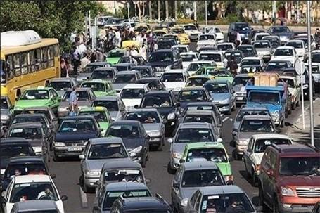 آخرین وضعیت ترافیکی معابر بزرگراهی تهران در سیامین روز از خرداد ماه ۹۸