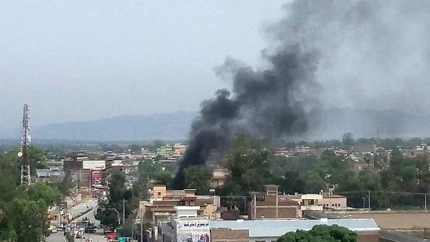 وقوع انفجار در شهر جلال آباد
