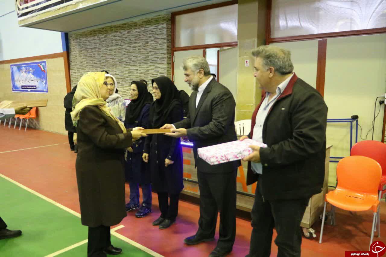 بیمه پاسارگاد قهرمان مسابقات بسکتبال بانوان کرمان شد