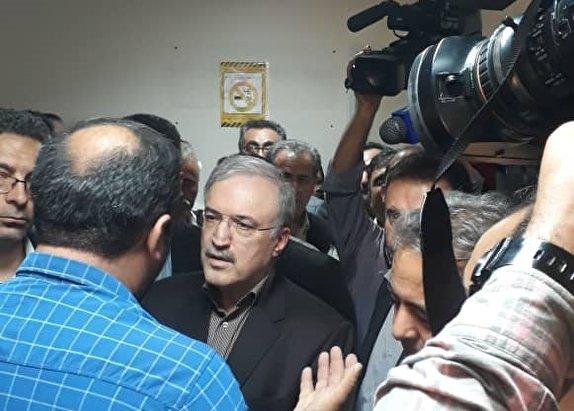 ۵ هزار تخت بیمارستانی در دست بهره برداری  در کشور/ اورژانس ایران یکی از مدرنترین اورژانسها در شرق مدیترانه