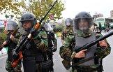 برخورد پلیس ضدآشوب با مردم در دوران قبل و پس از انقلاب +فیلم