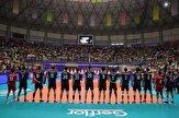 لیست تیم ملی والیبال برای هفته چهارم اعلام شد