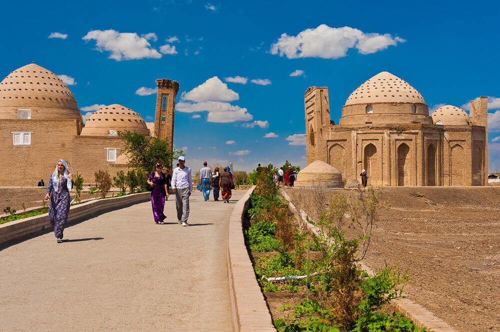 جاذبههای گردشگری ترکمنستان؛ از محل سقوط شهاب سنگ ۷ کیلومتری تا دره یانگیکالا+تصاویر