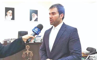 قاضی آبادانی که در کمتر از یکسال بیش از ٢٠٠ حکم جایگزین صادر کرد + عکس