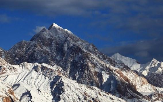 کوهی به مانند آلپ