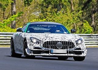 مدل جدید مرسدس بنز AMG GT R، پرسرعتترین خودرو مرسدس خواهد بود