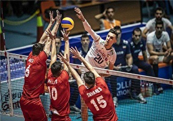 پیروزی مقتدرانه سروقامتان ایران برابر پرتغال