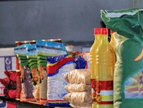 توزیع سبدهای رمضانی بین نیازمندان سرخه