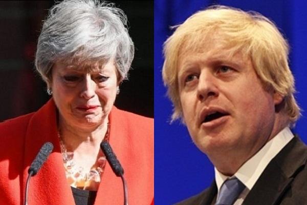نامزدی بوریس جانسون برای احراز پست نخستوزیری انگلیس