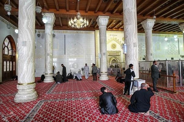 اذان سوزناک صبح ۱۹ رمضان از محل ضربت خوردن حضرت علی (ع)