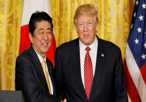 شینهوا: سفر ترامپ به ژاپن بیشتر جنبه تشریفاتی دارد