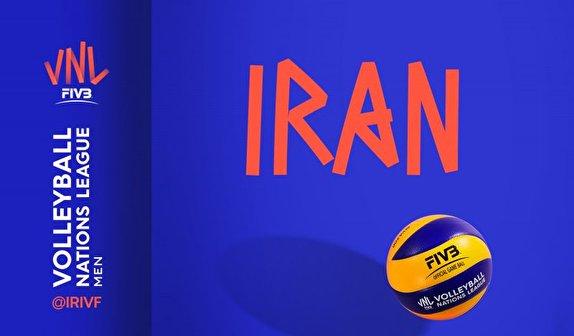 باشگاه خبرنگاران - لیست تیم ملی ایران برای حضور در لیگ ملتهای والیبال اعلام شد