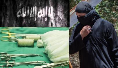 لو رفتن پایگاه خطرناکترین پزشکان و بیماران جهان/ تروریستها اینجا درمان میشوند! + تصاویر