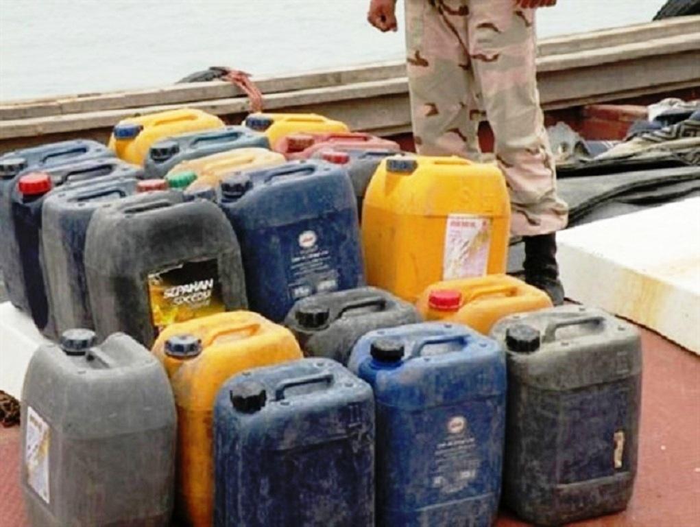 کشف ۱۷ هزار لیتر سوخت قاچاق در کرمان