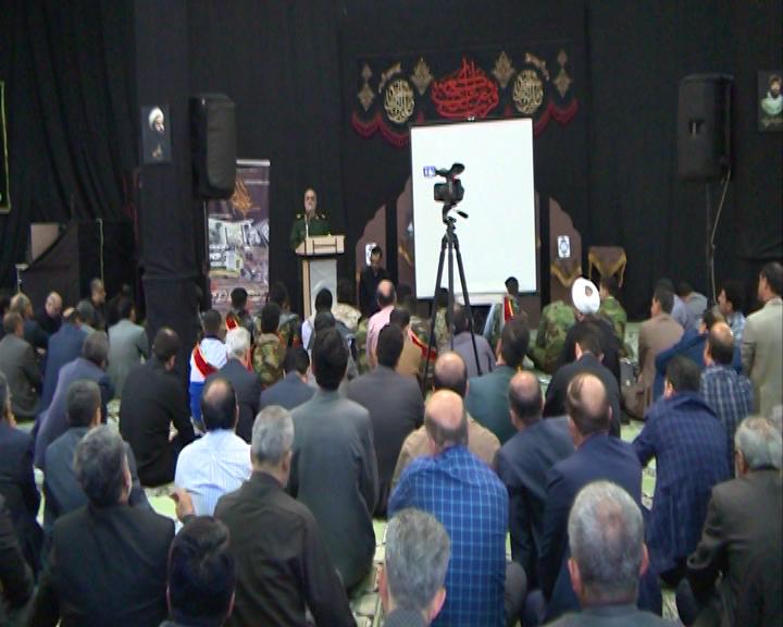 تقدیم ۲۶۲ شهید در حماسه آزادسازی خرمشهر