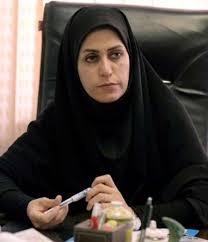 لادن حیدری عضو هیات امنای موسسه نمایشگاههای فرهنگی ایران شد