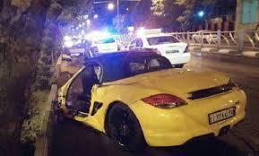 خودروهای لوکس زیر پای تازه به «دوردور» رسیدهها/ جملهای از دختر پورشهسوار که نمیتوان از آن گذشت!