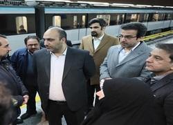 بهرهبرداری از خط سه قطارشهری تا سال ۱۴۰۰