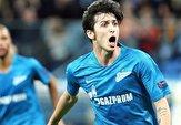 باشگاه خبرنگاران - آزمون، برترین گلزن ایرانی فوتبال اروپا/ قدوس و کاوه دوم شدند