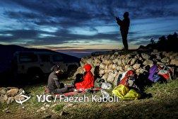 باشگاه خبرنگاران - ماهنوردی در گلستان