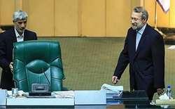 «لاریجانی» برای دوازدهمین سال متوالی رئیس مجلس شد