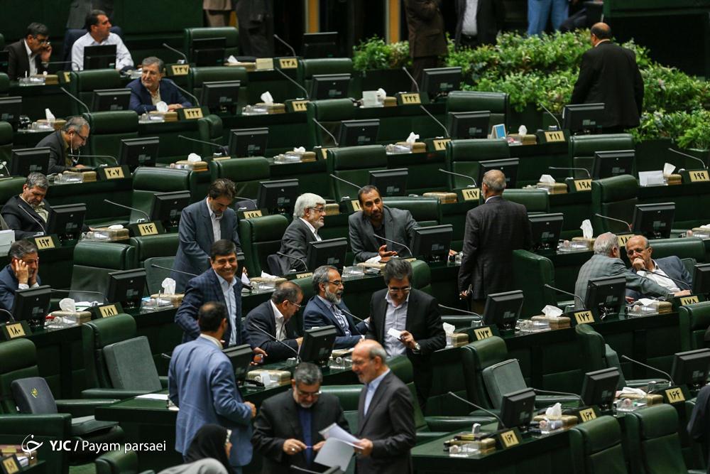 ترکیب کامل و گرایش اعضای هیئت رئیسه اجلاسیه چهارم مجلس دهم+ جدول
