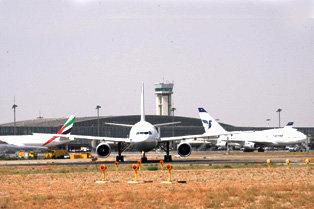 نصب ایستگاههای دایمی کاهش آثار فرونشست در فرودگاه امام در آینده نزدیک