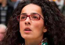 تلاش مسیح علینژاد برای تحریم ایران/ خبرنگار وطنفروش این بار علیه کشورش دست به دامن که شد؟ +فیلم