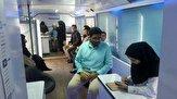 باشگاه خبرنگاران -استقرار اتوبوس های دیابت در مناطق ۱۳ گانه و ارائه خدمات رایگان