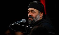 حیدر حیدر، اول و آخر حیدر/ مداحی زیبای حاج محمود کریمی به مناسبت شهادت امام علی(ع) +فیلم