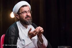 کنایه حجت الاسلام ماندگاری به برخی از مسئولان با بیان خاطره ای از رزمندگان حزب الله لبنان +فیلم