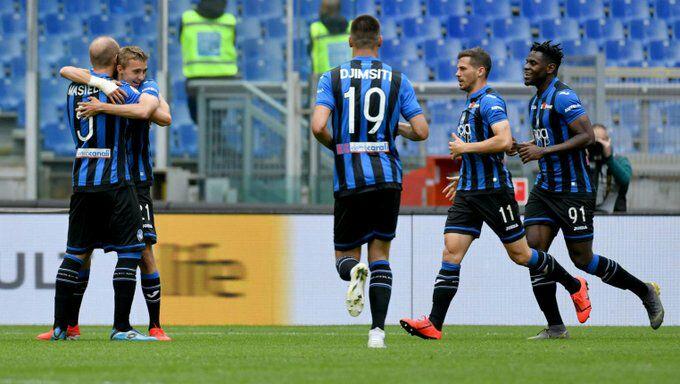 میلان و رم از کسب سهمیه لیگ قهرمانان اروپا بازماندند/جنوا در سری آ ماندنی شد