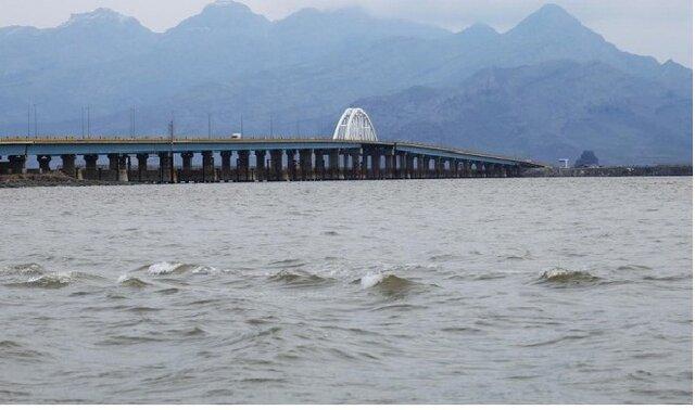 جدیدترین وضعیت تراز دریاچه ارومیه + جزئیات