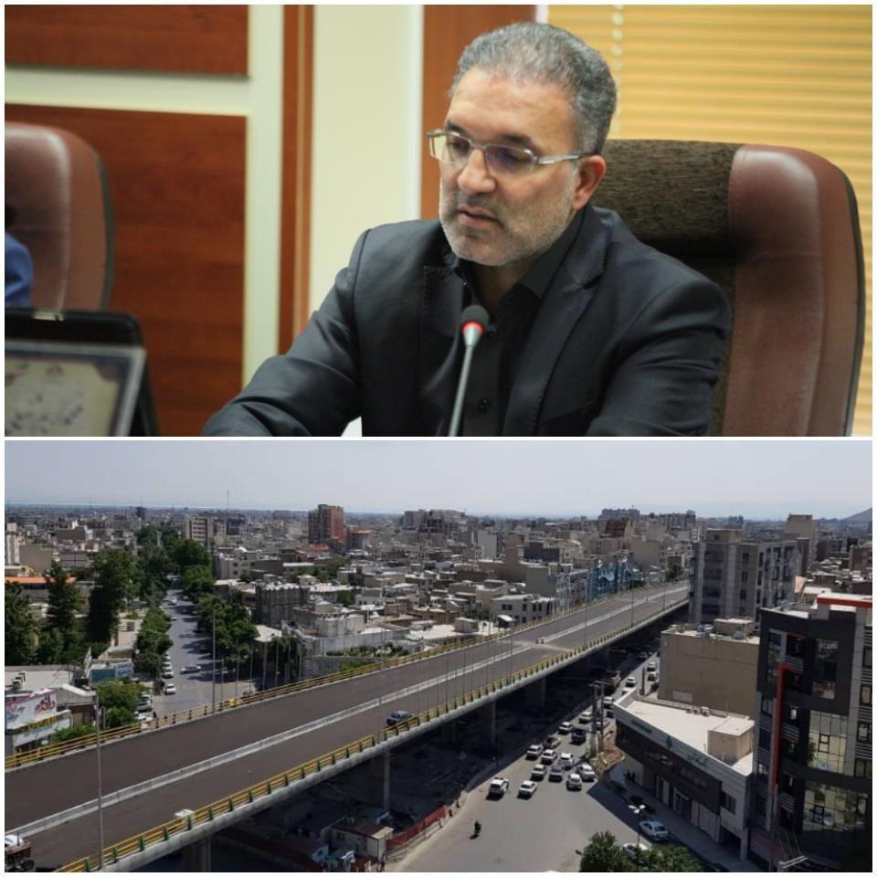 سوگواری ها،علت افتتاح نشدن پل شریعتی اراک