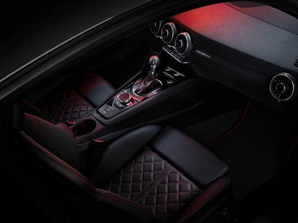 ابتکار آئودی در فروش خودرو جدید TT Quantum