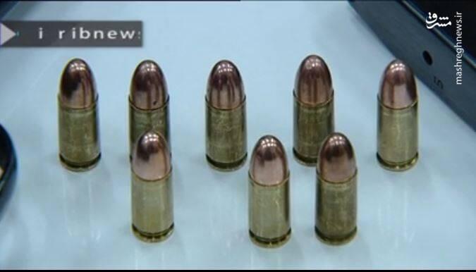 نجفی با چه اسلحهای همسرش را کشت؟+عکس