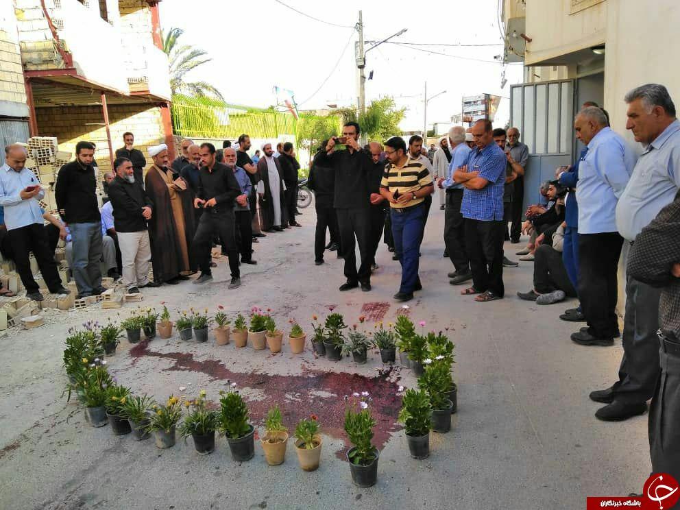امامجمعه کازرون به قتل رسید