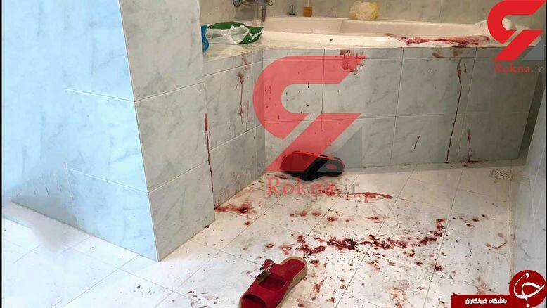 صحنه قتل میترا استاد در وان خونین ؛عکس+۱۸