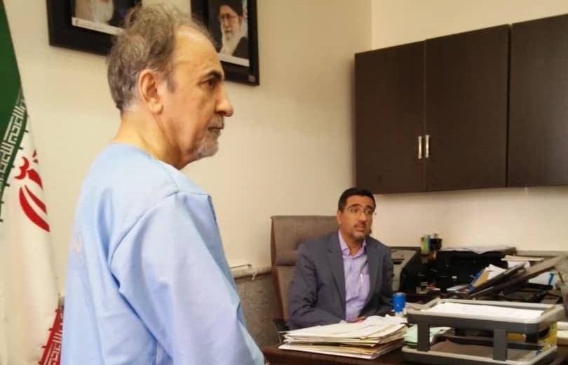 آخرین توضیحات محمد علی نجفی از نحوه قتل همسر دومش به بازپرس +فیلم