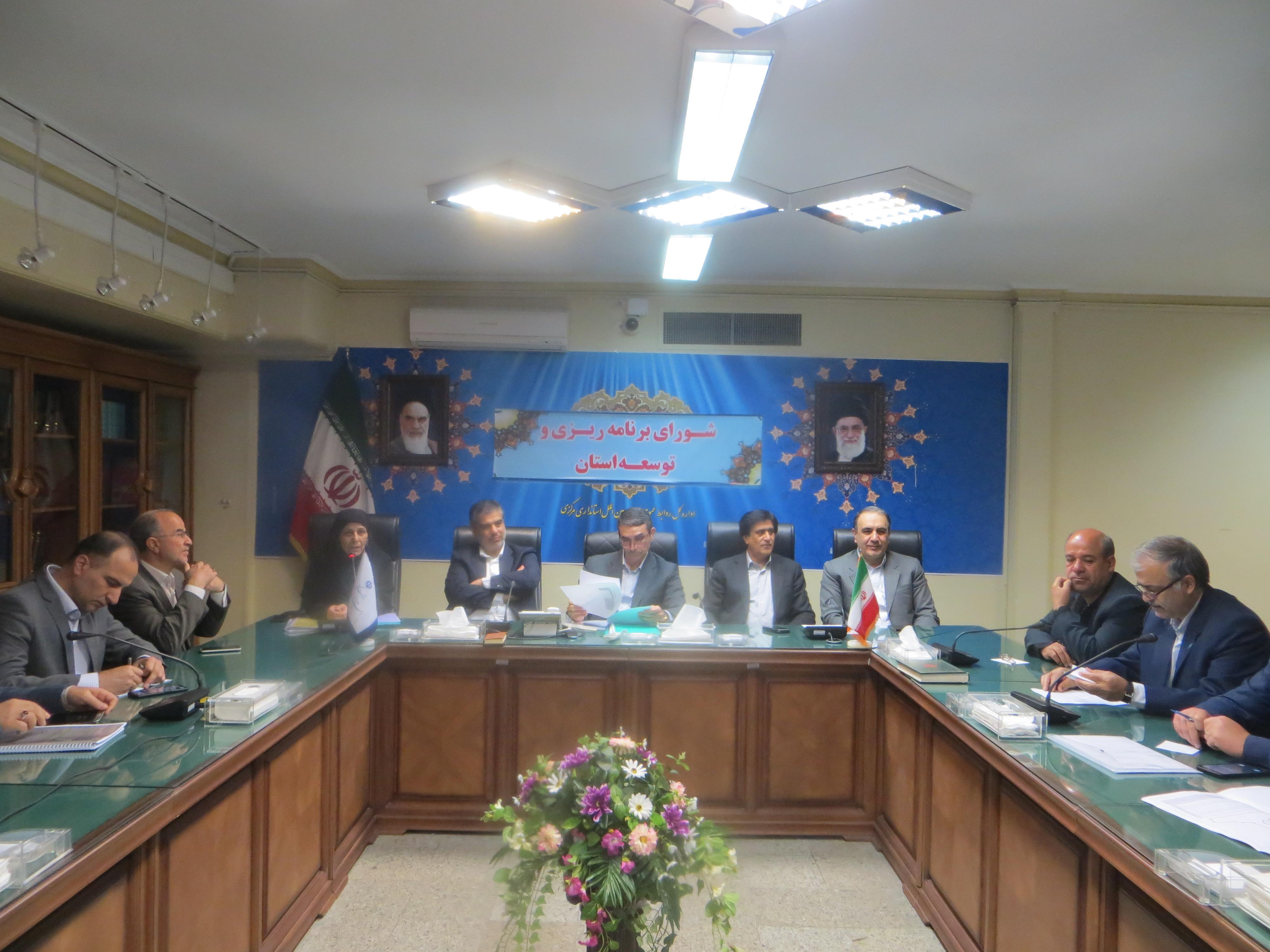 تصویب دو طرح جامع توسعه و عمران در آشتیان و کمیجان