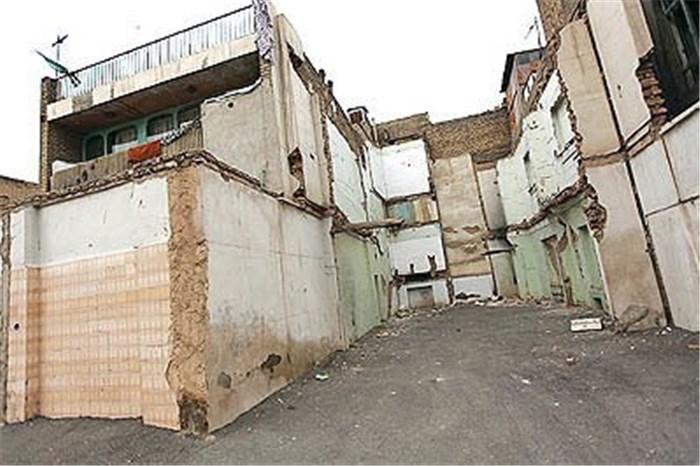 صفر تا ۱۰۰ وضعیت بافت فرسوده پایتخت تا افق ۱۴۰۴