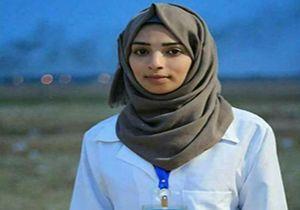 درخواست حمایت مادر شهیده رزان نجار از مردم جهان در آستانه روز قدس + فیلم