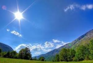 افزایش دما در گیلان تا اواخر هفته آینده