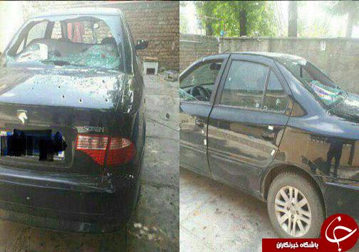 حمله مسلحانه به خودرو و منزل شخصی مدیر امور اراضی استان لرستان