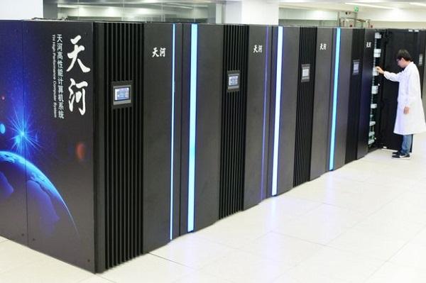 ابر رایانههای چینی جدیدترین قربانی جنگ تجاری آمریکا با چین