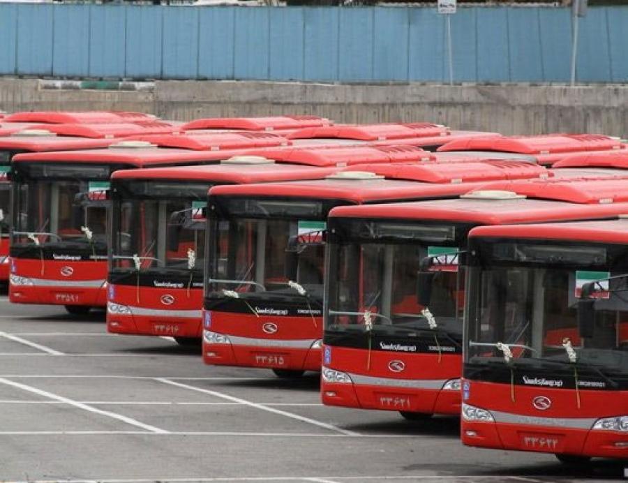 اندر احوالات توسعه ناوگان حمل و نقل عمومی در پایتخت