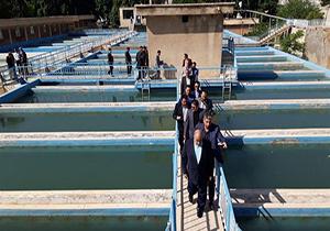 وزیر نیرو در قزوین: ۶۶درصد آب مصرفی در کشور تبدیل به پساب میشود