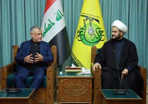 الکعبی: امنیت عراق در اولویت است/ العامری: باید در منطقه صلح پایدار ایجاد کنیم