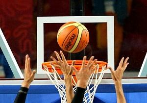 برگزاری مسابقات دوستانه بسکتبال در همدان
